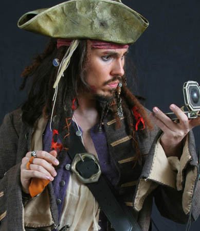 captain jack sparrow - Jack Sparrow Halloween Costumes