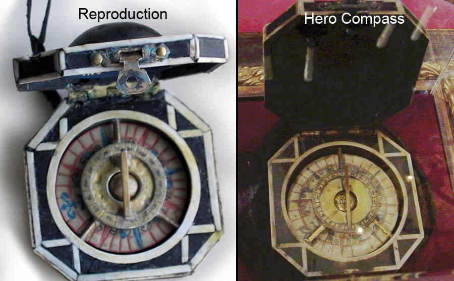 Как сделать компас джека воробья своими руками 38