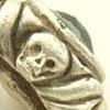 Jack's skull ring