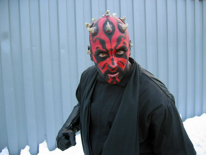 Request Darth Maul Different Colors