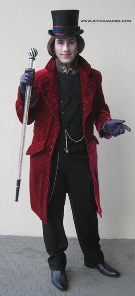 Willy Wonka cane